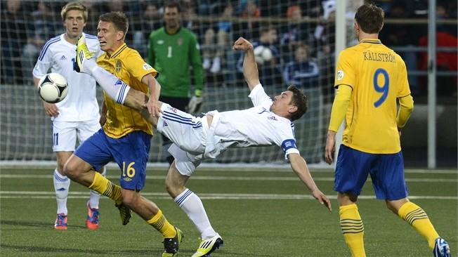 Bóng đá - Thụy Điển vs Đảo Faroe: 00h15 ngày 12/06