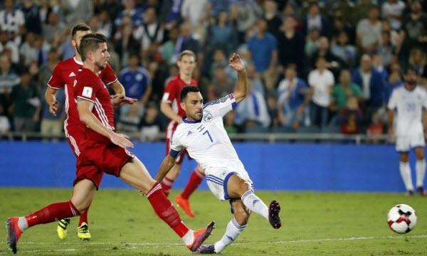 Bóng đá - Israel vs Albania 01h45, ngày 12/06
