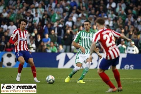 Nhận định dự đoán Real Betis vs Atletico Madrid 2h ngày 12/4