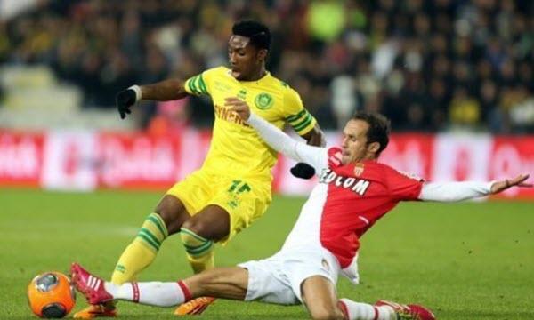 Bóng đá - Nantes vs Monaco 22h00, ngày 11/08