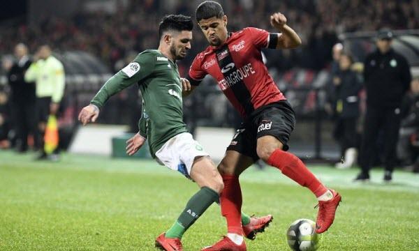 Bóng đá - Guingamp vs Saint-Etienne 02h00 ngày 13/01