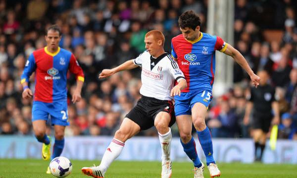 Bóng đá - Fulham vs Crystal Palace 21h00, ngày 11/08