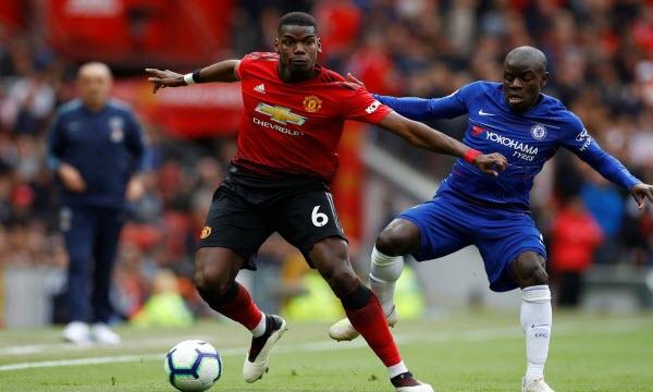 Bóng đá - Manchester United vs Chelsea 23h30 ngày 24/10