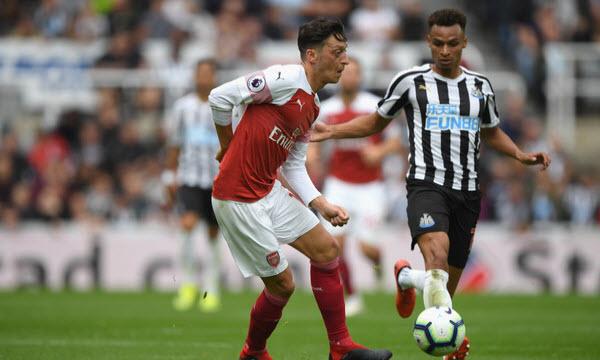 Bóng đá - Arsenal vs Newcastle United 19/01/2021 03h00