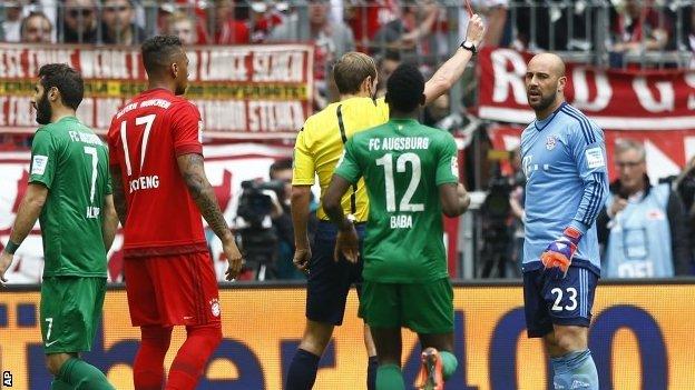 Bóng đá - Bayern Munich vs Augsburg 20h30, ngày 12/09