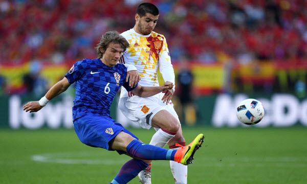 Bóng đá - Tây Ban Nha vs Croatia 01h45, ngày 12/09