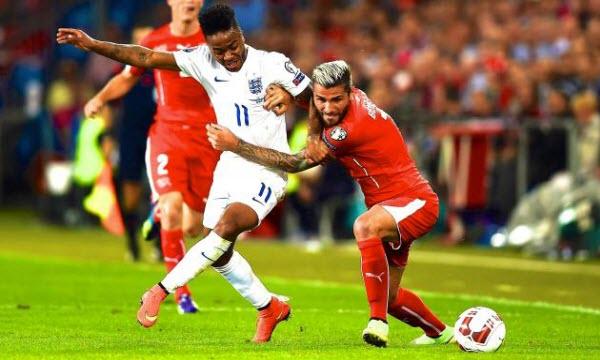 Bóng đá - Anh vs Thụy Sỹ 02h00, ngày 12/09