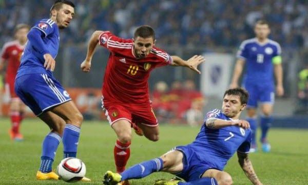 Bóng đá - Iceland vs Bỉ 01h45, ngày 12/09