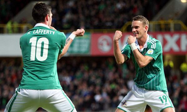 Bóng đá - Bắc Ireland vs Đảo Faroe: 01h45, ngày 12/10