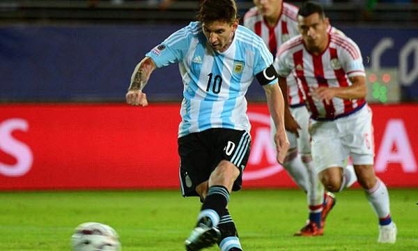 Phân tích Argentina vs Paraguay 7h ngày 22/6
