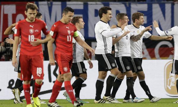 Bóng đá - CH Séc vs Azerbaijan 01h45, ngày 12/10