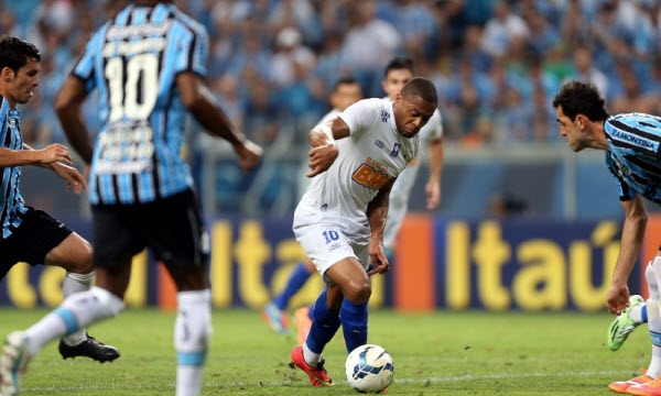 Bóng đá - Cruzeiro (MG) vs Gremio (RS) 21h00 ngày 08/09