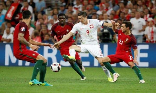 Bóng đá - Ba Lan vs Bồ Đào Nha 01h45 ngày 12/10