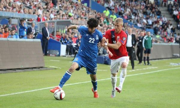 Bóng đá - Đảo Faroe vs Azerbaijan 01h45 ngày 12/10