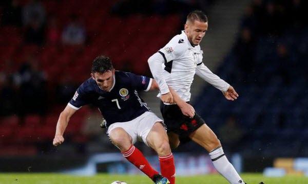 Bóng đá - Israel vs Scotland 01h45 ngày 12/10
