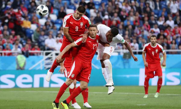 Bóng đá - Montenegro vs Serbia 01h45 ngày 12/10