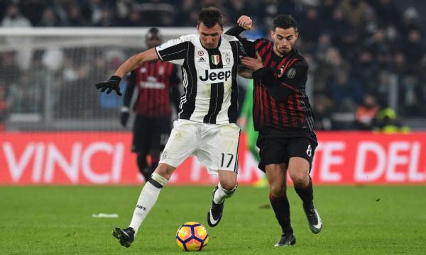 Bóng đá - AC Milan vs Juventus 02h30 ngày 12/11