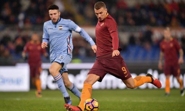 Bóng đá - AS Roma vs Sampdoria 21h00 ngày 11/11