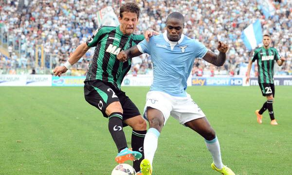 Bóng đá - US Sassuolo Calcio vs Lazio 00h00 ngày 12/11