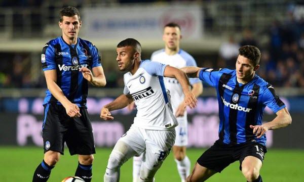 Bóng đá - Atalanta vs Inter Milan 18h30 ngày 11/11