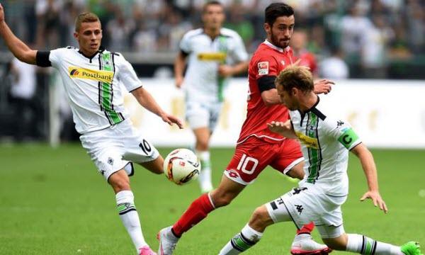 Bóng đá - Monchengladbach vs Mainz 05 21h30, ngày 11/12