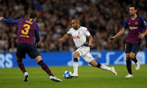 Bóng đá - Barcelona vs Tottenham Hotspur 03h00 ngày 12/12