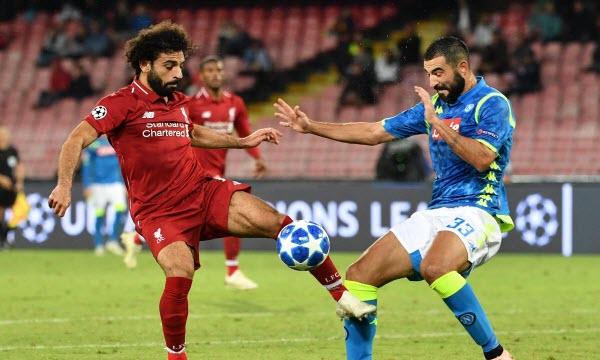 Bóng đá - Liverpool vs Napoli 03h00 ngày 12/12