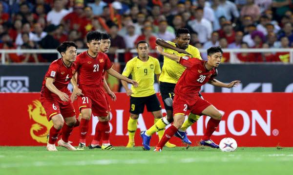 Bóng đá - Việt Nam vs Malaysia 20h00 ngày 10/10