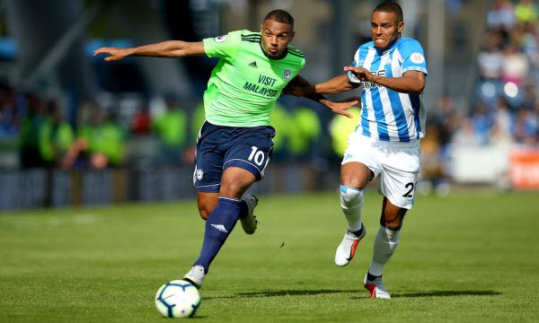 Bóng đá - Cardiff City vs Huddersfield Town 22h00 ngày 12/01