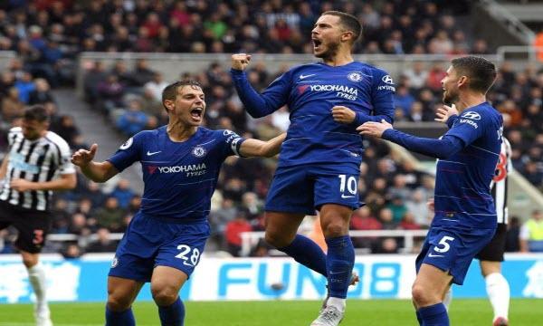 Bóng đá - Chelsea vs Newcastle United 00h30 ngày 13/01