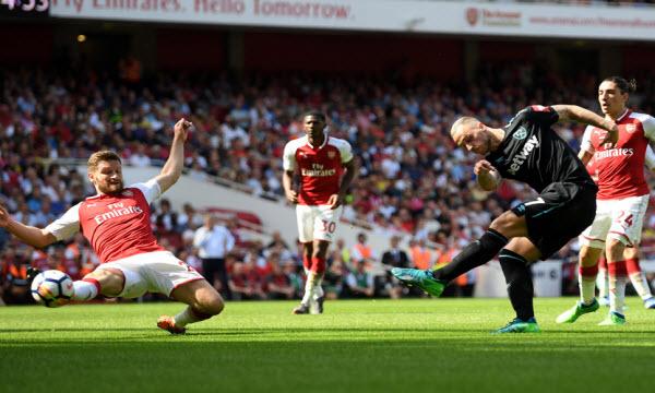 Bóng đá - West Ham United vs Arsenal 19h30 ngày 12/01