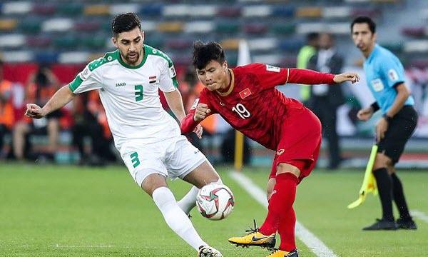 Bóng đá - Việt Nam vs Iran 18h00 ngày 12/01