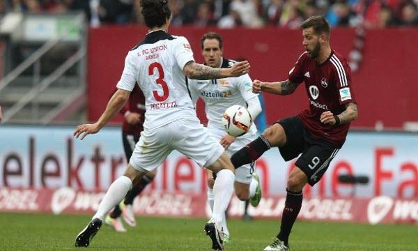 Dự đoán nhận định St. Pauli vs Nurnberg 18h30 ngày 17/05