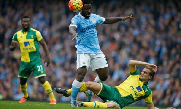 Thông tin trước trận Manchester City vs Norwich City
