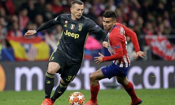 Bóng đá - Atletico Madrid vs Juventus 23h06 ngày 10/08