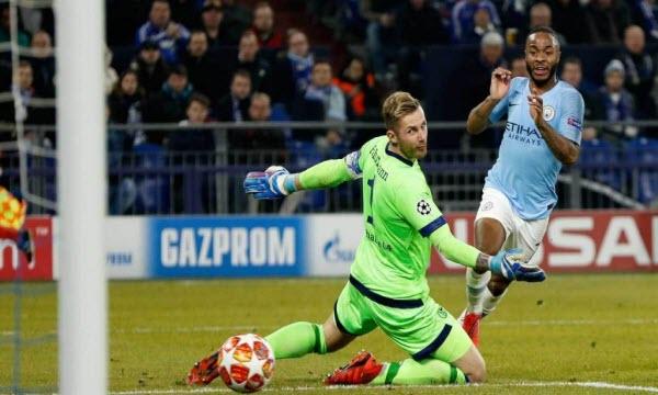 Bóng đá - Manchester City vs Schalke 04 03h00 ngày 13/03