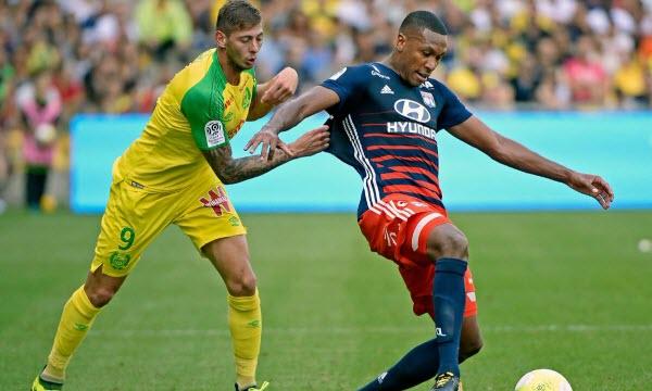 Bóng đá - Nantes vs Lyon 02h55 ngày 19/01