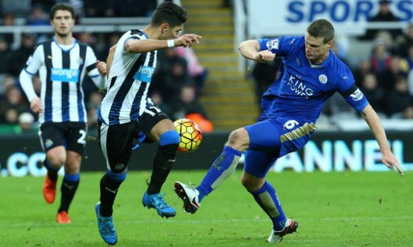 Bóng đá - Leicester City vs Newcastle United 29/09/2019 22h30