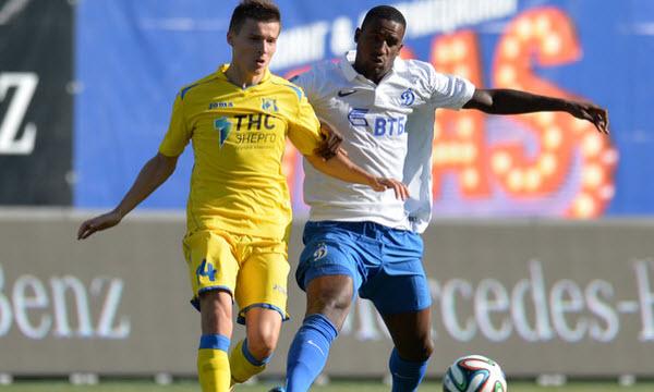 Bóng đá - Dinamo Moscow vs FK Rostov 20h30 ngày 23/11