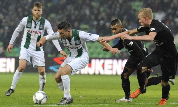 Groningen vs Heracles Almelo 02h45 ngày 20/01