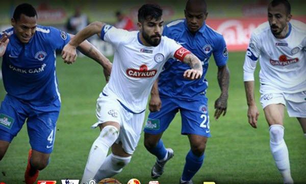 Bóng đá - Kasimpasa vs Rizespor 00h00 ngày 22/01