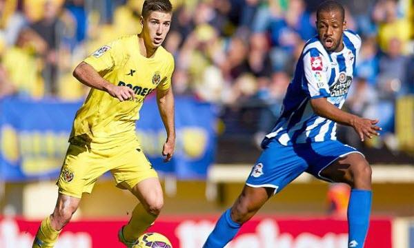Bóng đá - Deportivo La Coruna vs Villarreal 23h30, ngày 12/05