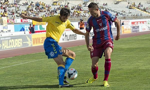 Bóng đá - Eibar vs Las Palmas 23h30, ngày 12/05