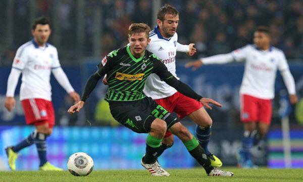 Bóng đá - Hamburger vs Monchengladbach 20h30, ngày 12/05