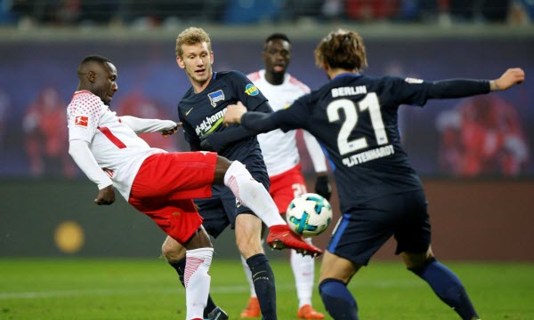 Bóng đá - Hertha Berlin vs RB Leipzig 20h30, ngày 12/05
