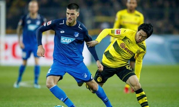 Bóng đá - Hoffenheim vs Borussia Dortmund 20h30, ngày 12/05