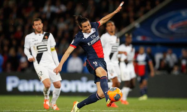 Bóng đá - Paris Saint Germain vs Stade Rennais FC 02h00, ngày 13/05