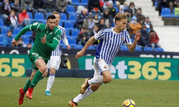 Bóng đá - Real Sociedad vs Leganes 23h30, ngày 12/05
