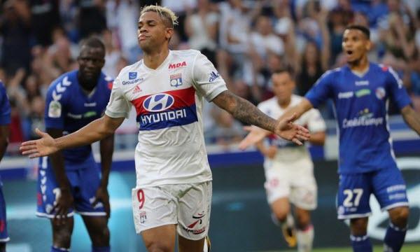 Bóng đá - Strasbourg vs Lyon 02h00, ngày 13/05