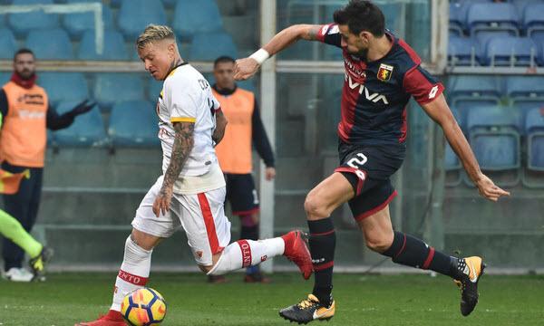 Bóng đá - Benevento vs Genoa 22h59, ngày 12/05